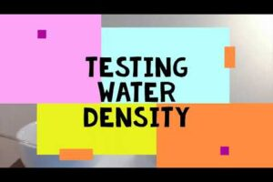 TInnGO - Science for Kids: Testing Water Density