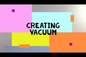 TInnGO - Science for Kids: Creating Vacuum
